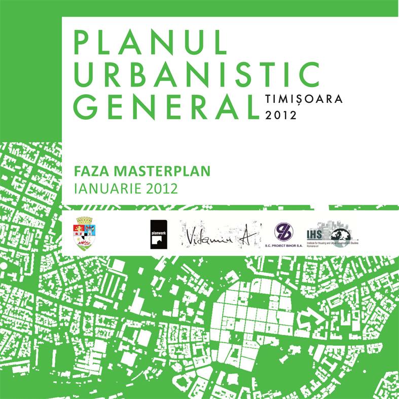 Masterplan PUG Timisoara
