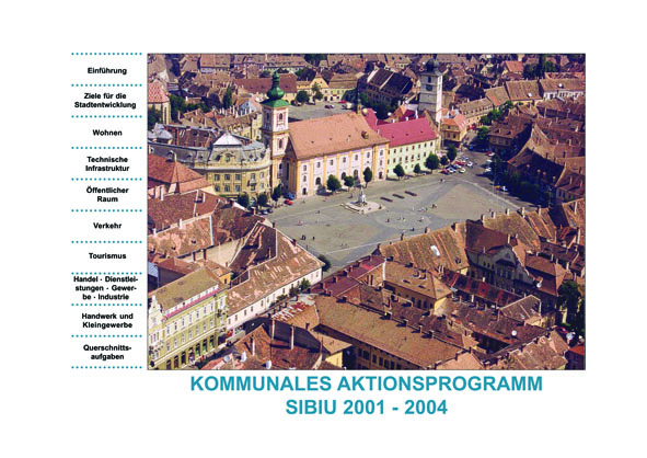Programul urban de acţiune Sibiu 2001-2004